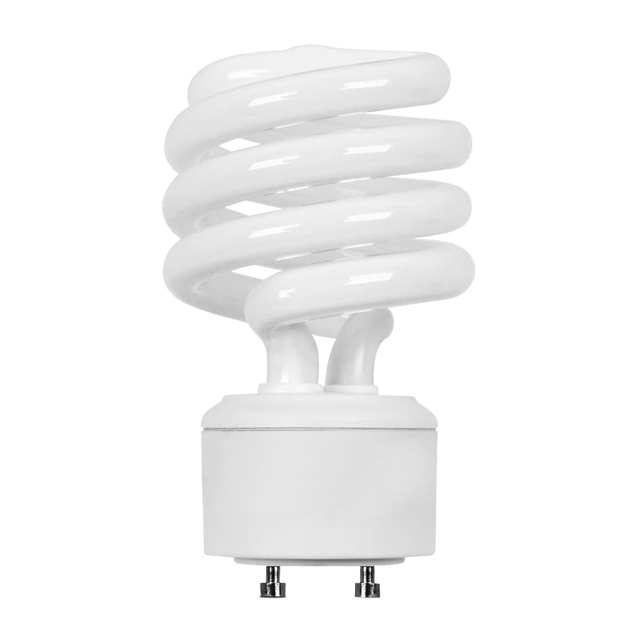 Feit Electric 23-Watt (100 W Equivalent) Spiral GU24 Pin Base Cool White (4100K) CFL Bulb