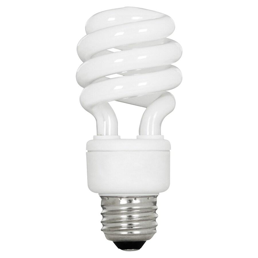 Feit Electric 3-Pack 60W Equivalent Daylight CFL Light Fixture Light Bulbs