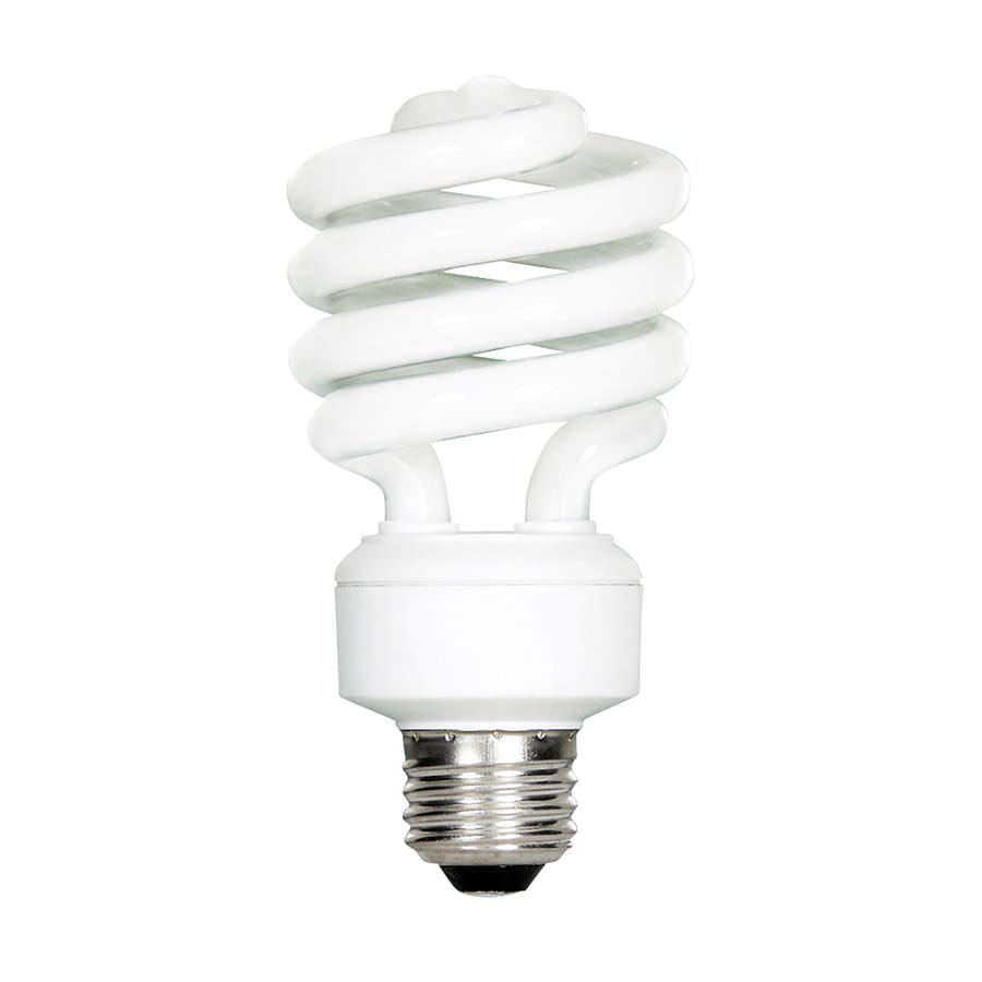 Feit Electric 23-Watt (100W) Spiral Medium Base Soft White (2700K) Outdoor CFL Bulb