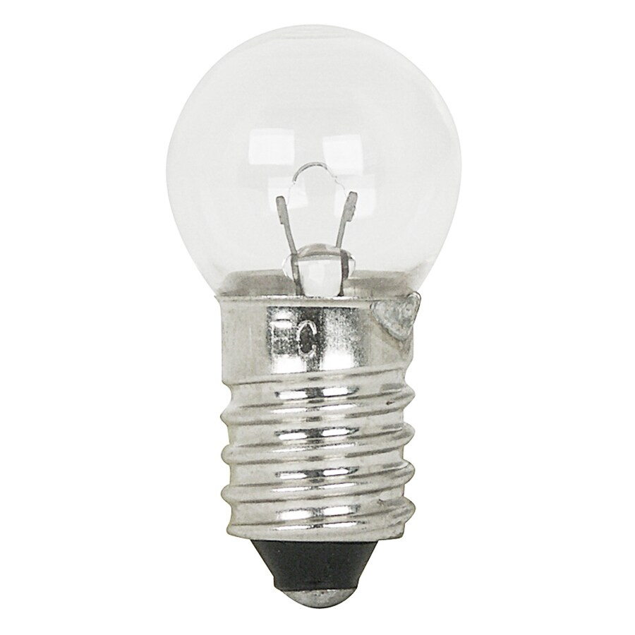 Feit Electric 2-Pack 1.8 Watt for Indoor or Enclosed Outdoor Soft White G Incandescent Light Bulbs