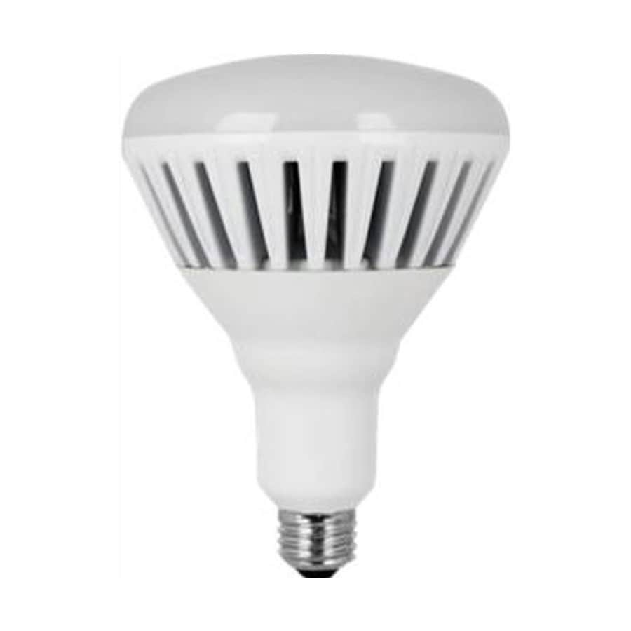 Utilitech 120W Equivalent Dimmable Soft White Br40 LED Flood Light Bulb