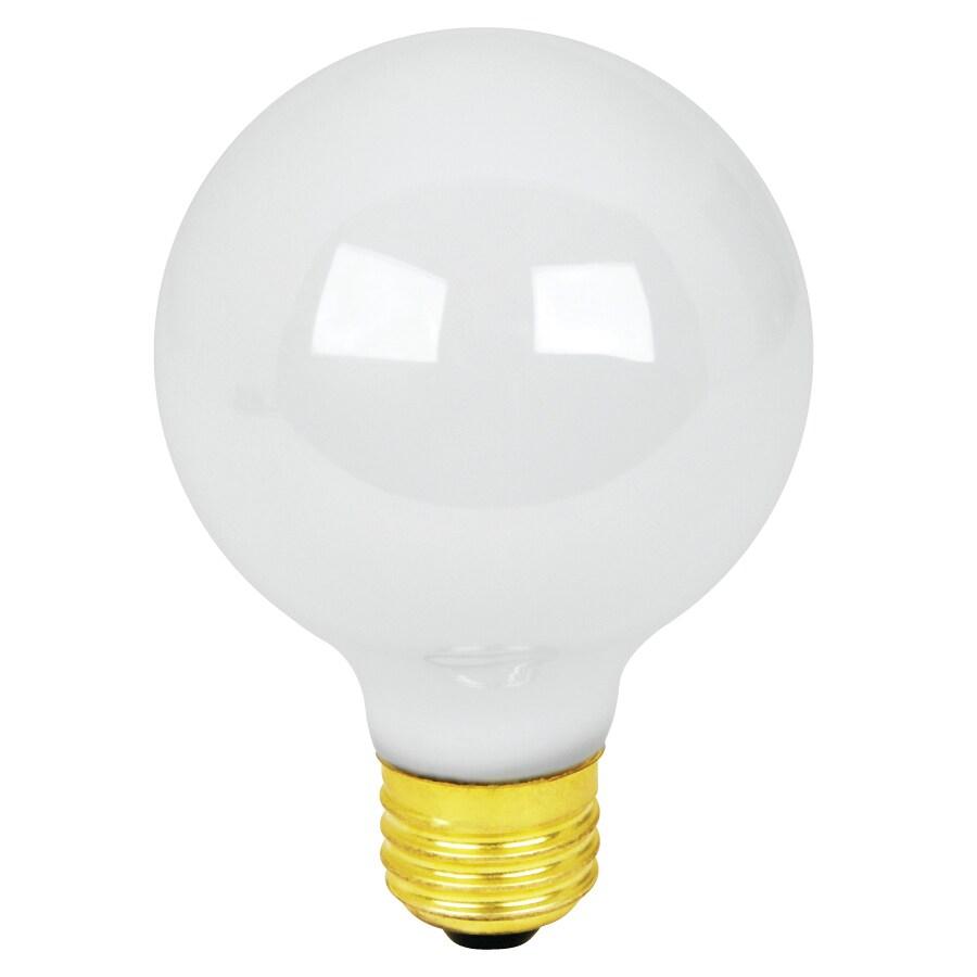 Feit Electric 40 Watt Dimmable Warm White G25 Halogen Decorative Light Bulb