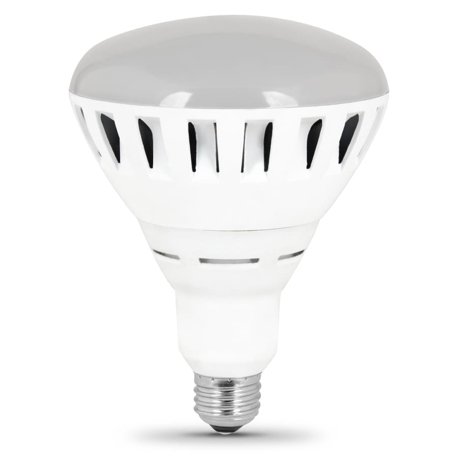 Shop Utilitech 120w Equivalent Dimmable Soft White Br40