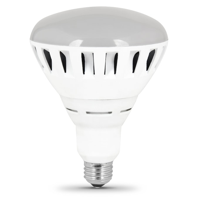 Utilitech 120 Watt Eq Led Soft White Dimmable Flood Light Light Bulb In The Spot Flood Led Light Bulbs Department At Lowes Com