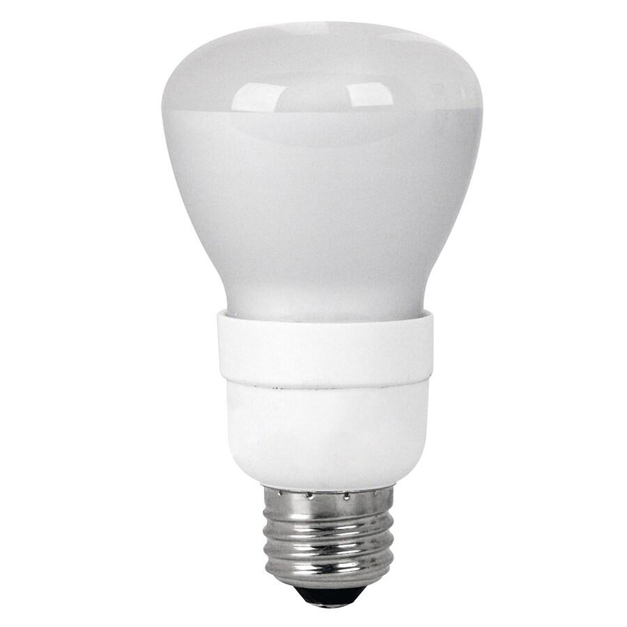 Utilitech 50W Equivalent Daylight R20 CFL Flood Light Bulb
