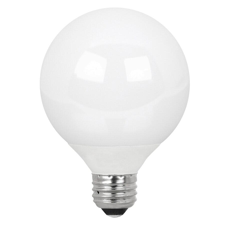 Utilitech 2-Pack 12-Watt (12W) Soft White (2700K) Decorative CFL Bulbs ENERGY STAR