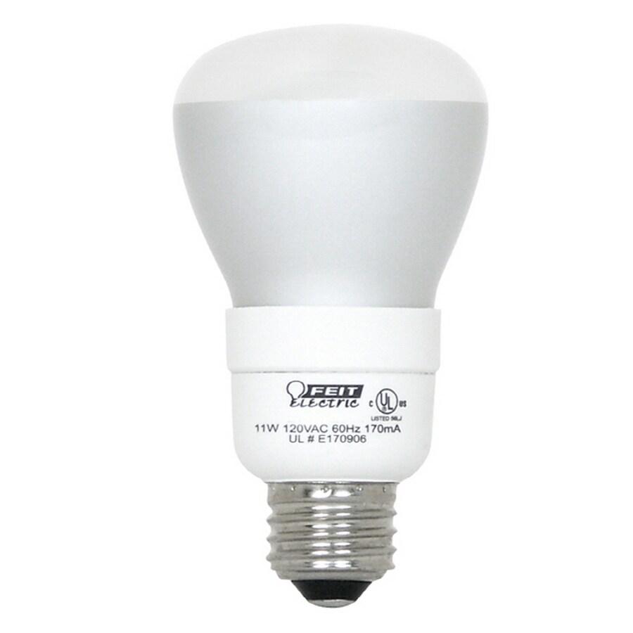 Bright Effects 2-Pack 11-Watt (50W) R20 Medium Base Soft White (2700K) Outdoor CFL Bulbs