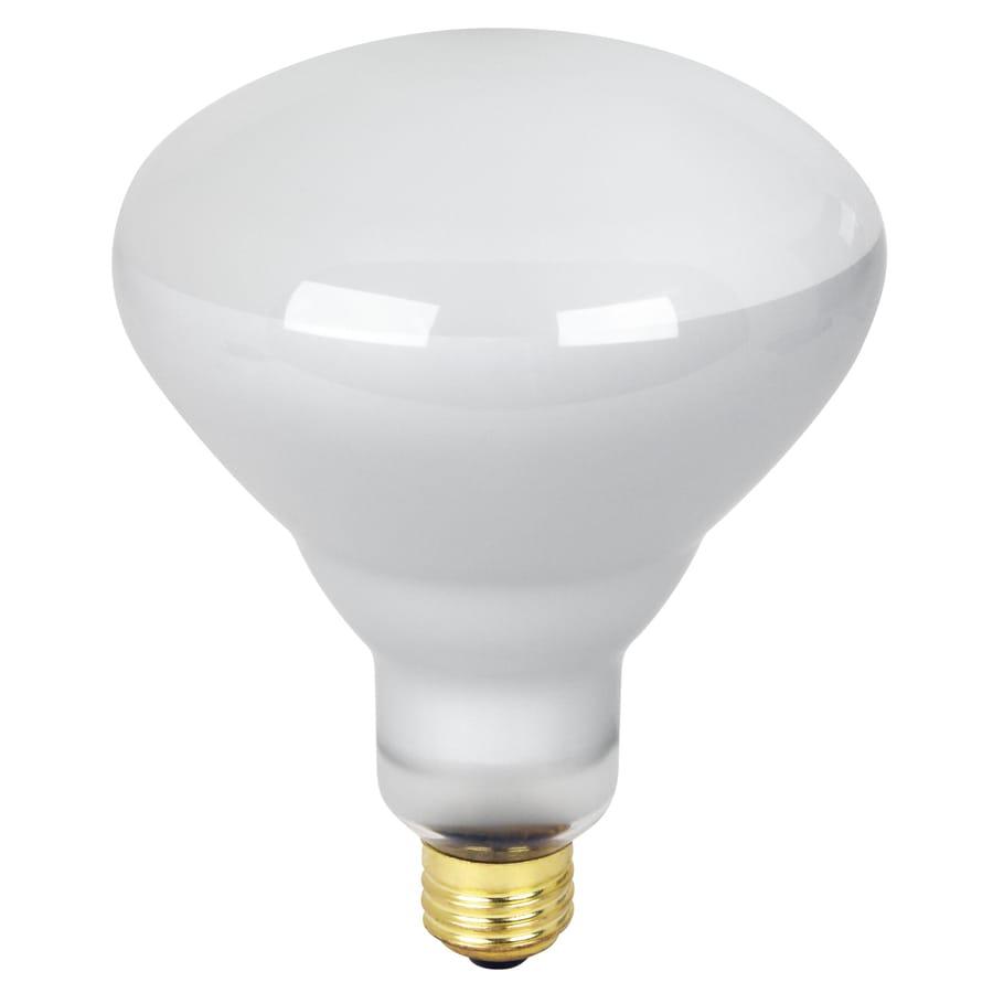 Utilitech 6-Pack 65-Watt BR40 Medium Base Soft White Indoor Incandescent Flood Light Bulbs