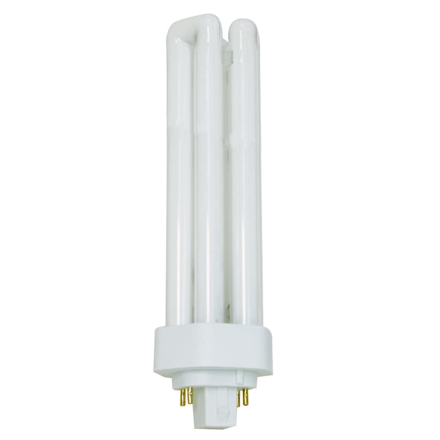 Shop Utilitech 6.59-in Gx24q-4 Pin Base 42-Watt 4100 K Cool White ...