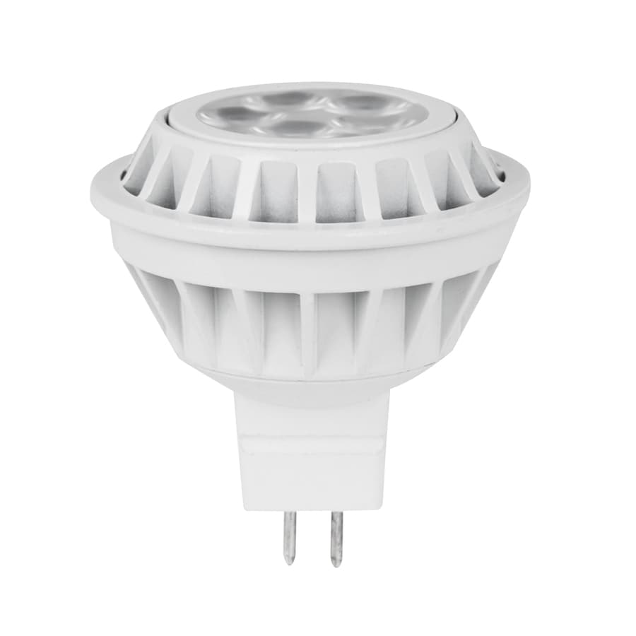 Utilitech 35W Equivalent Dimmable Warm White Mr16 LED Flood Light Bulb