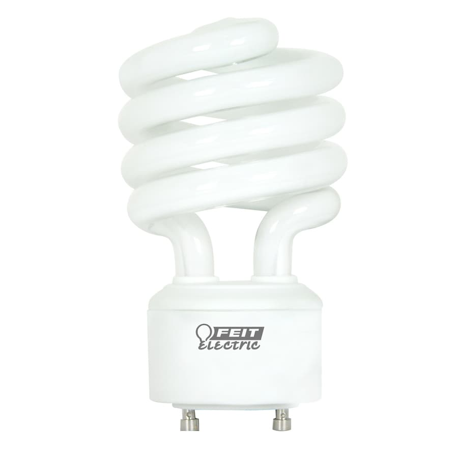 Utilitech 60 W Equivalent Dimmable Soft White Spiral Cfl