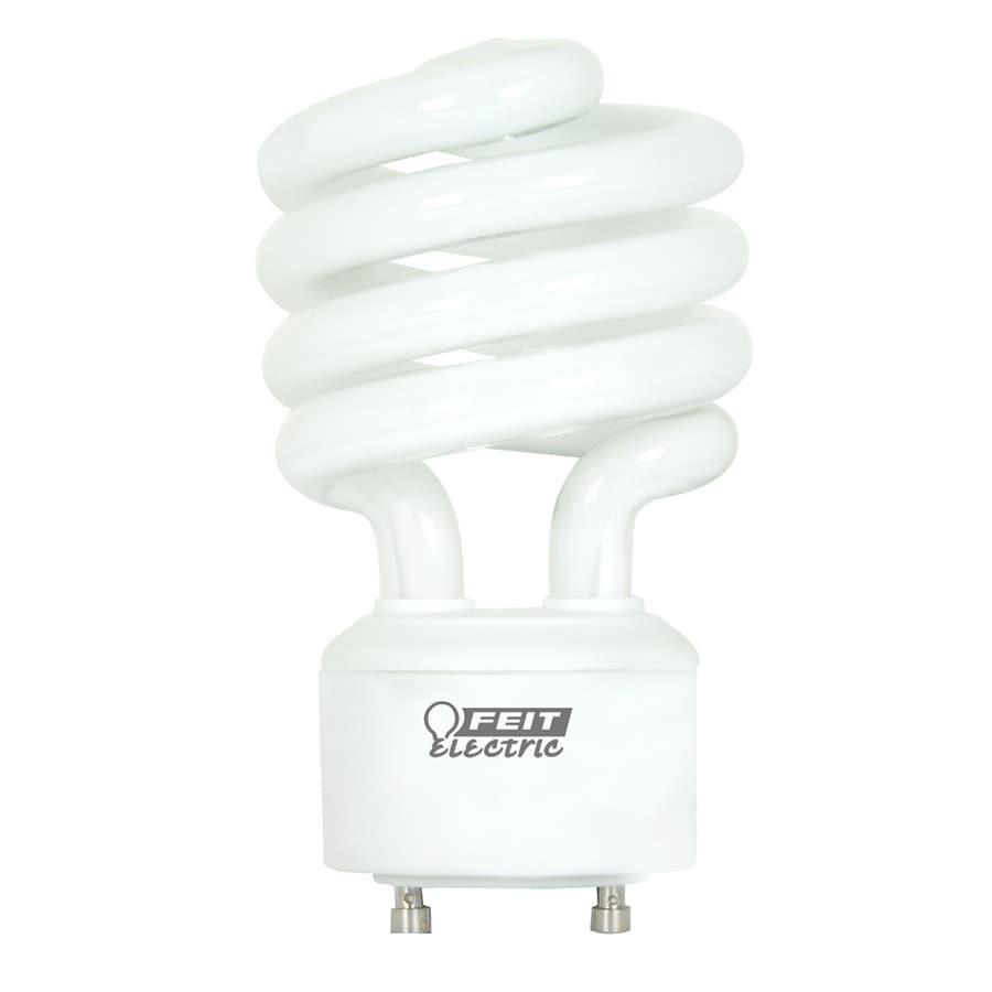 Utilitech 60W Equivalent Dimmable Soft White CFL Light Fixture Light Bulb