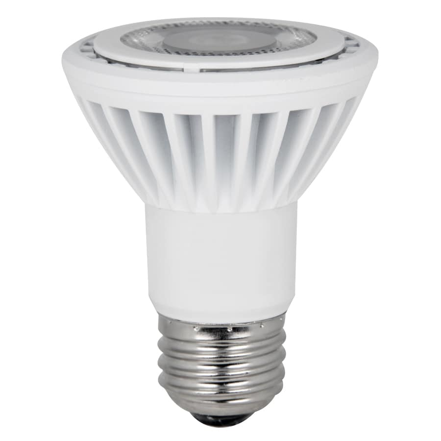 Led Spotlight Light Bulbs: Utilitech 50W Equivalent Dimmable Warm White Par20 LED