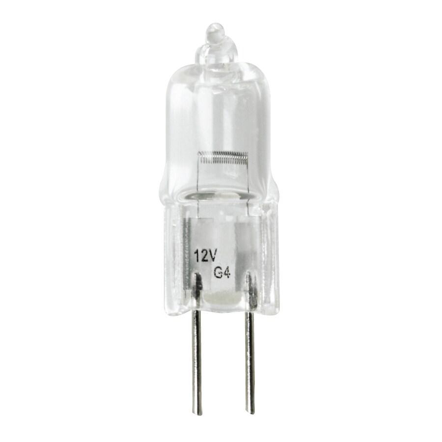 Utilitech 20 Watt Dimmable Bright White T3 Halogen Appliance/Light Fixture Light Bulb