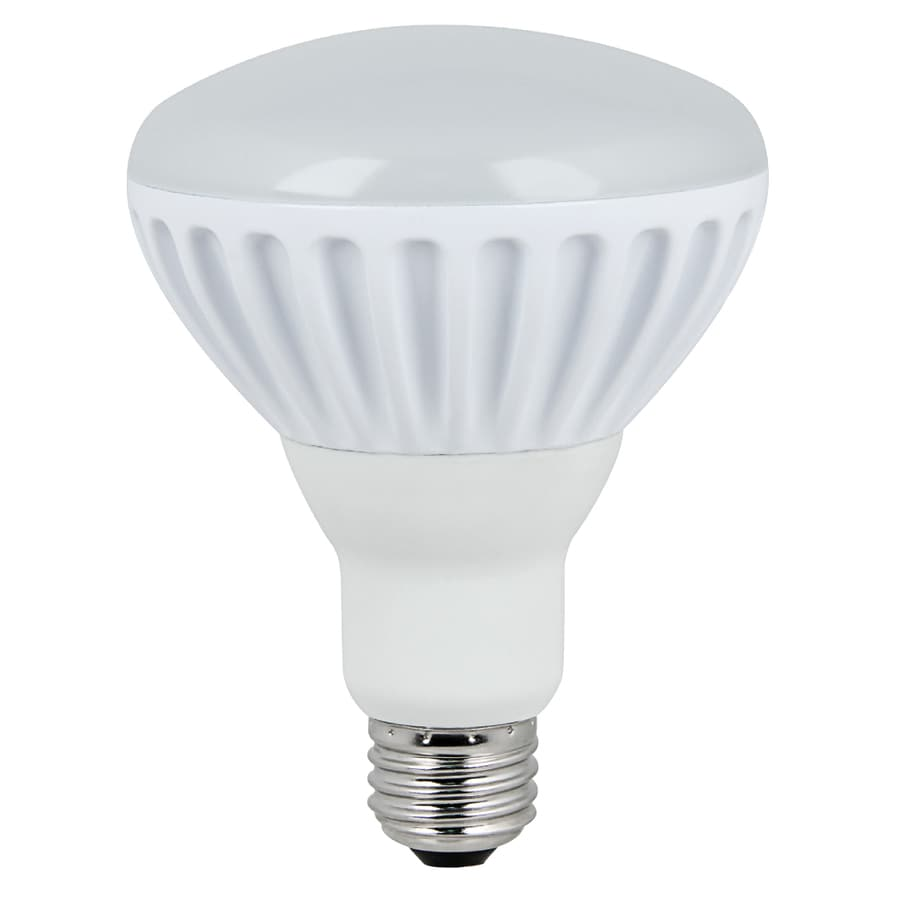 Shop Utilitech 75w Equivalent Dimmable Soft White Br30 Led
