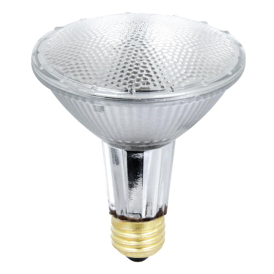Utilitech 2-Pack 35 Watt Dimmable Soft White Par 30 Longneck Halogen Flood Light Bulb
