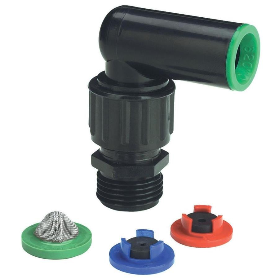 Raindrip 1/2-in Polypropylene Drip Irrigation Elbow