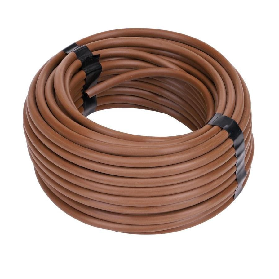 Raindrip 1/4-in x 50-ft Vinyl Drip Irrigation Distribution Tubing