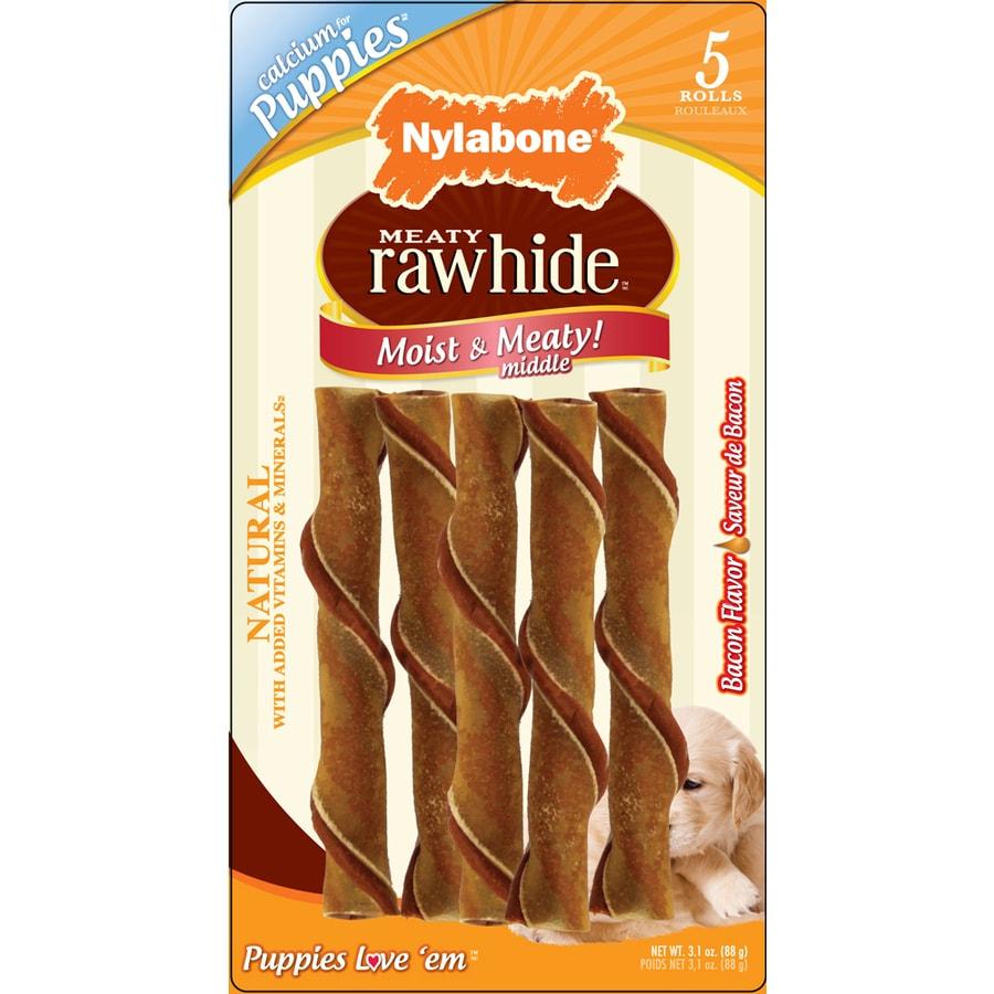 Nylabone 6.08-oz Bacon-Flavor Snacks