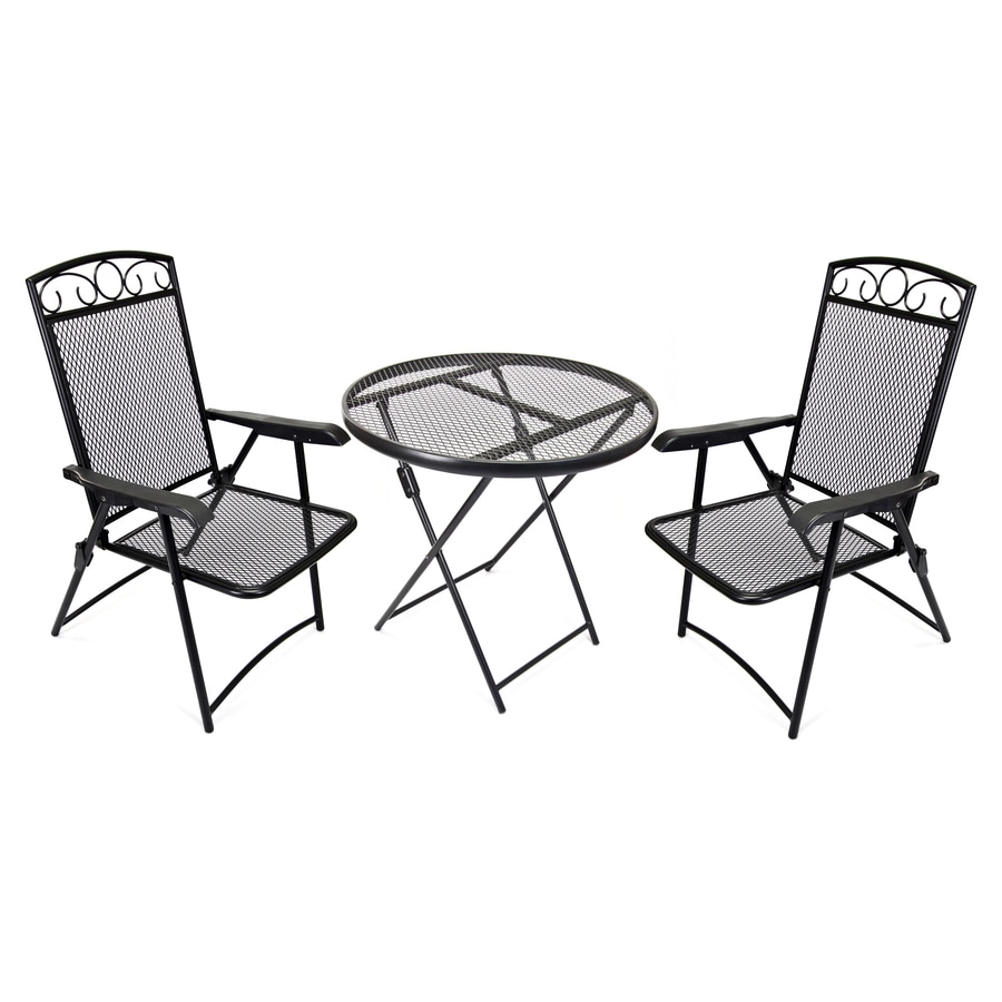 Wrought Iron Patio Dining Set