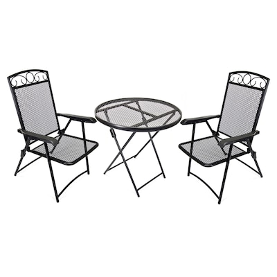 Wrought Iron Patio Dining Set At Lowes Com