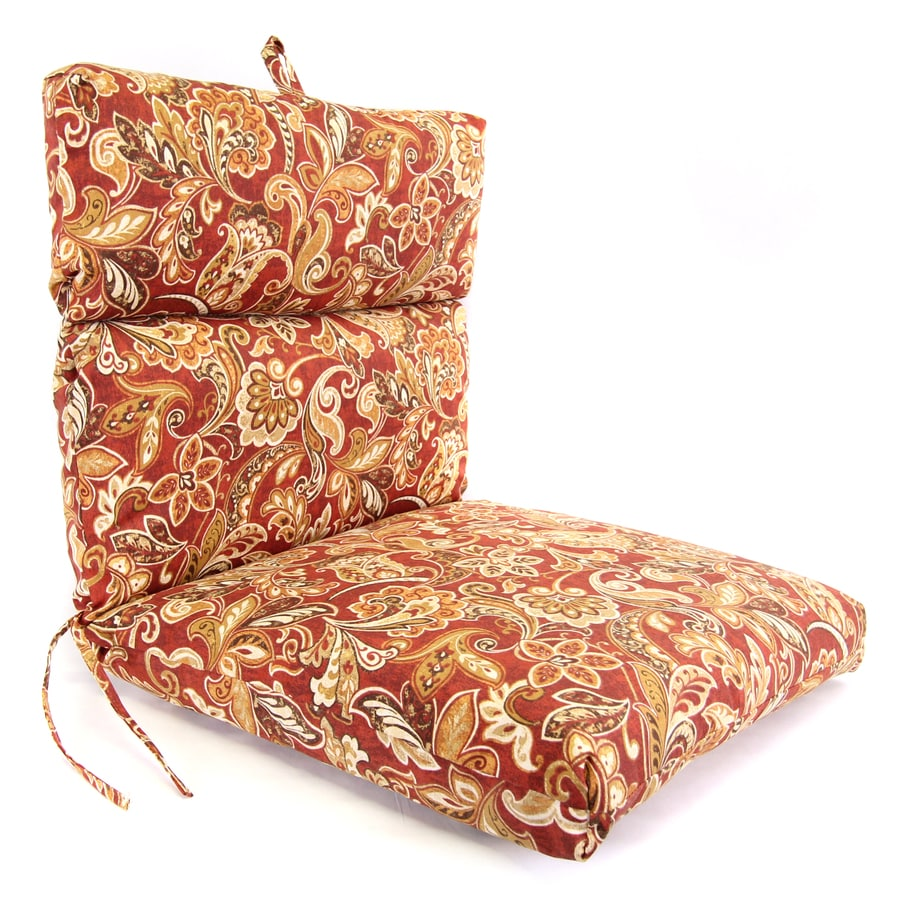 Cashel Garnet Floral Cushion For Universal