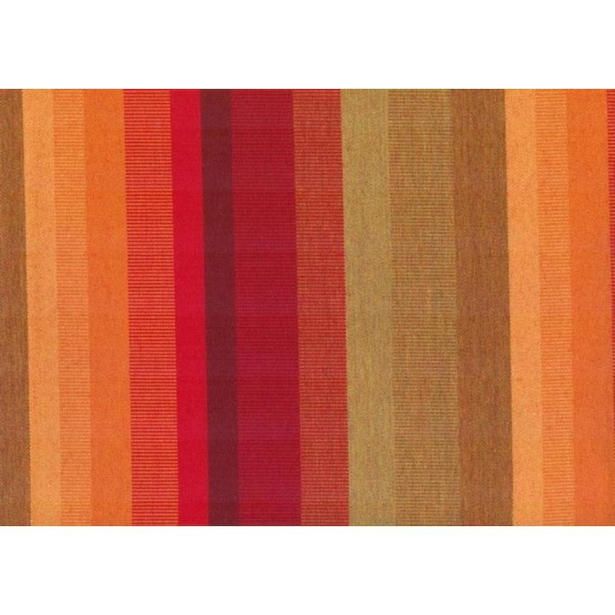 Sunbrella 54-in W Stripe Outdoor Fabric (By-The-Yard) at ...