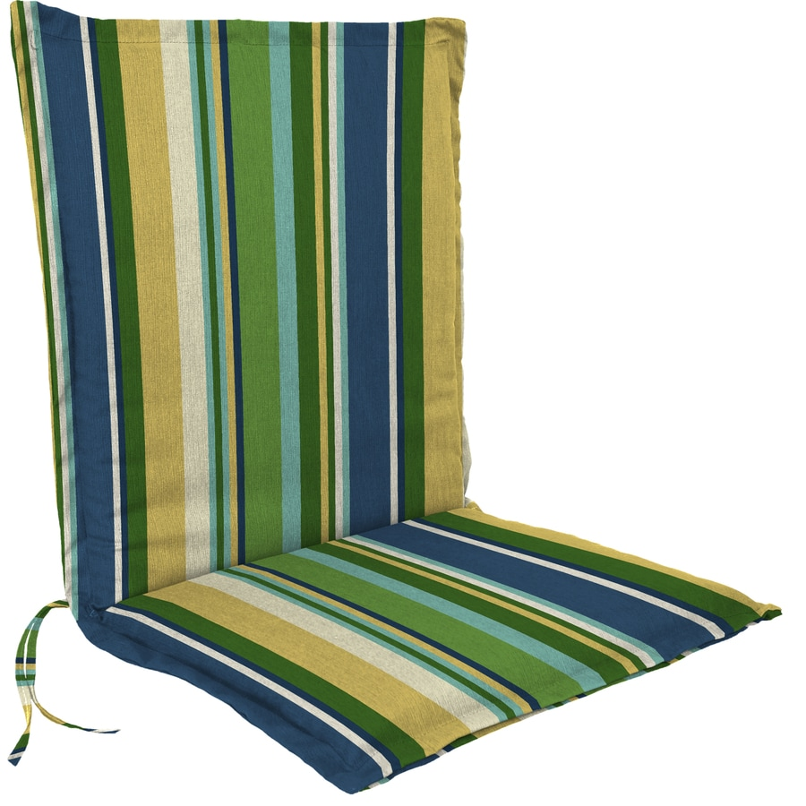 Jordan Manufacturing Mccoury Pool Stripe Cushion For Universal