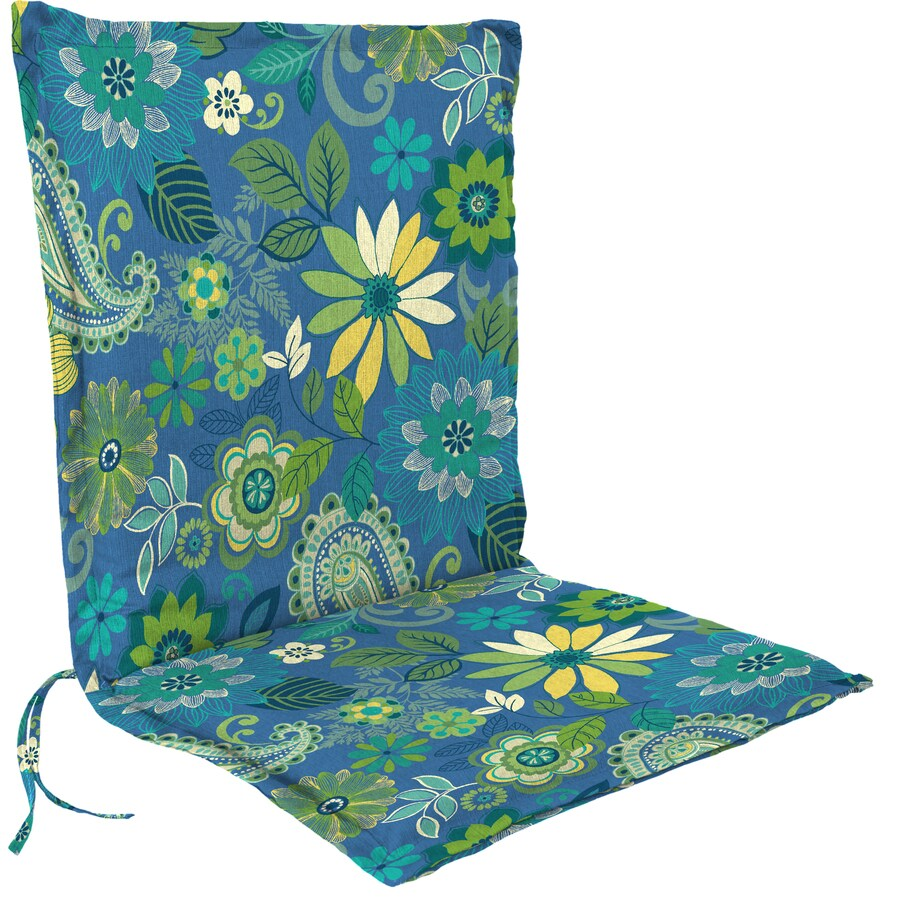 Jordan Manufacturing Gaya Caspian Floral Cushion For Universal