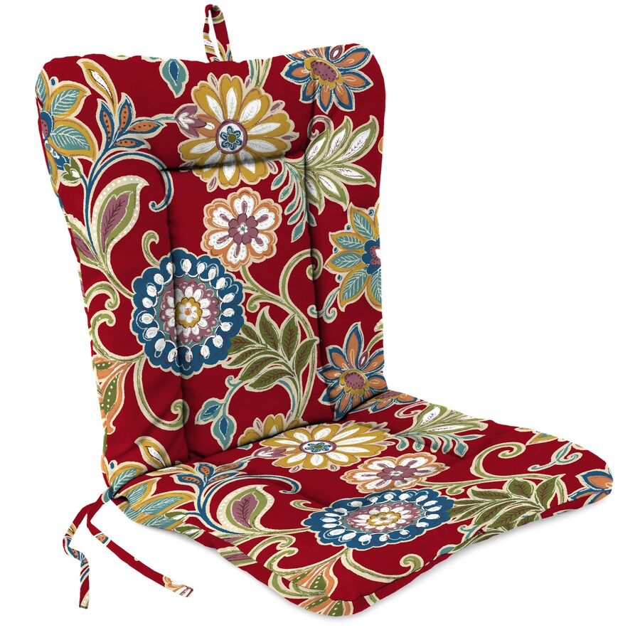 Jordan Manufacturing Alinea Pompei Floral Cushion For Universal