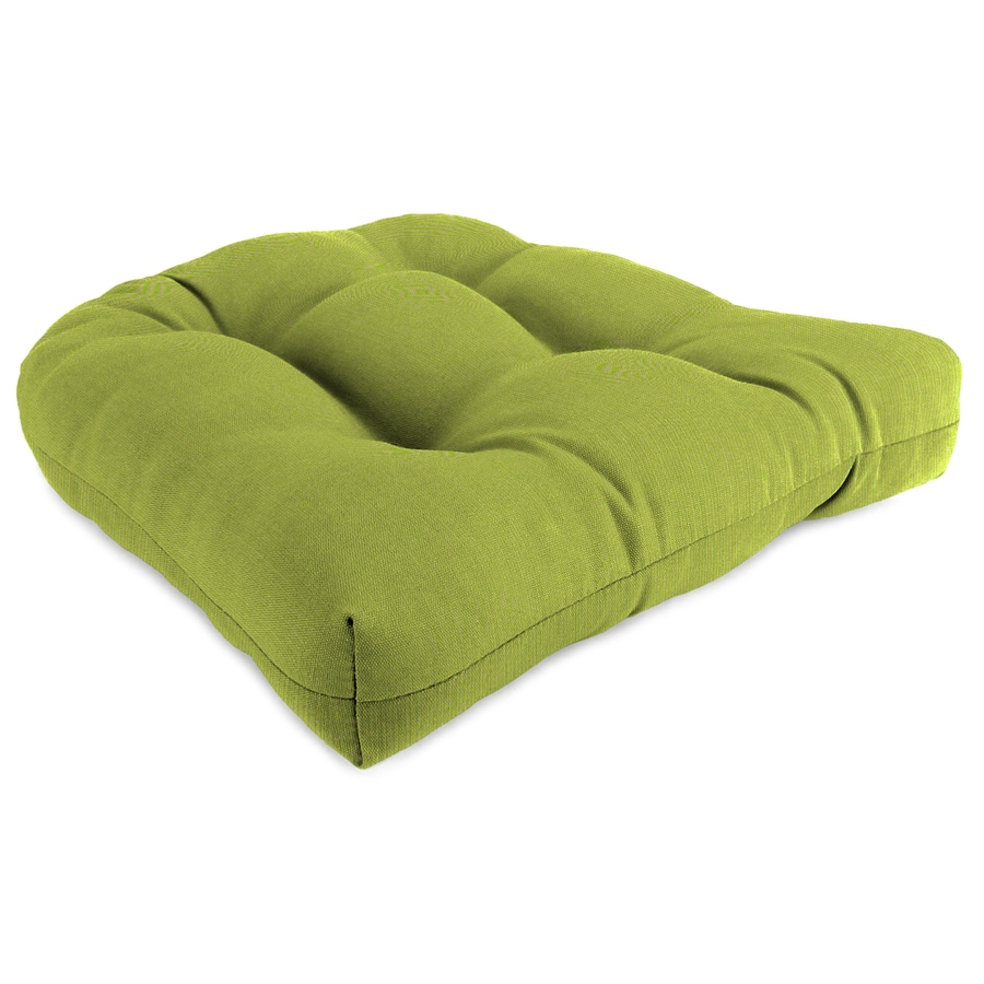 Sunbrella Spectrum Kiwi Solid Cushion For Universal