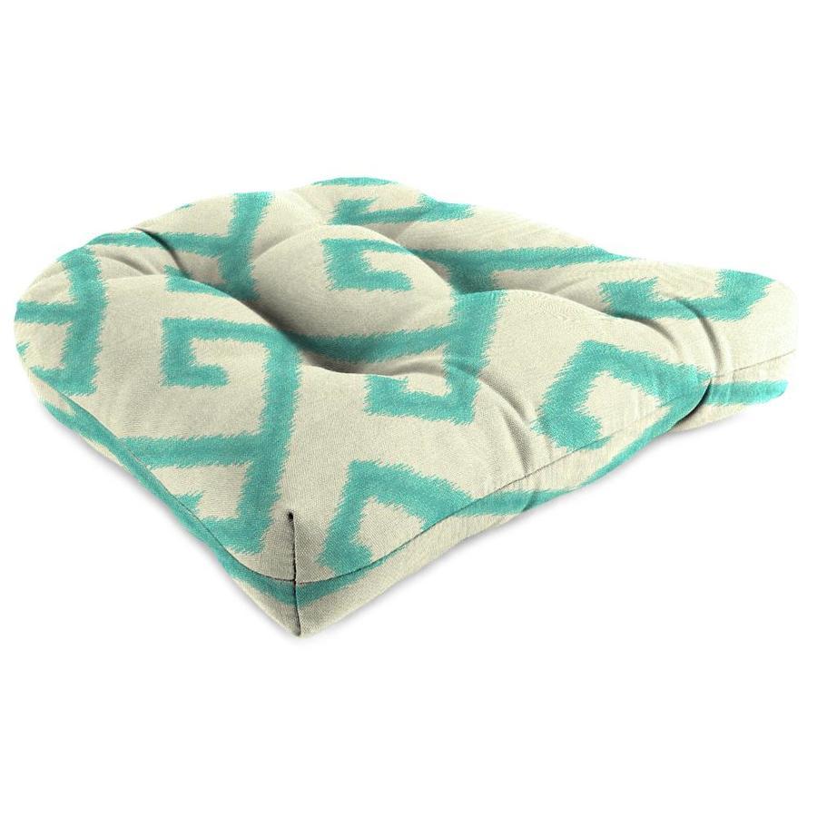 Sunbrella El Greco Calypso Geometric Cushion For Universal