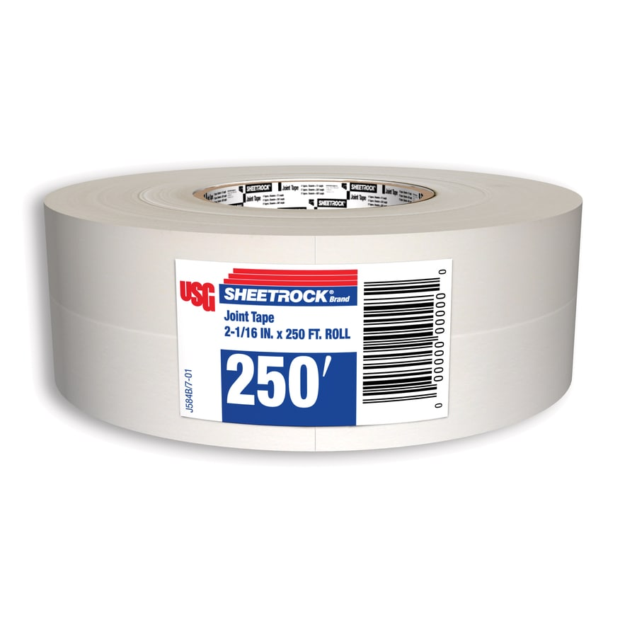 BEADEX Brand 2.0625-in x 250-ft Solid Joint Tape