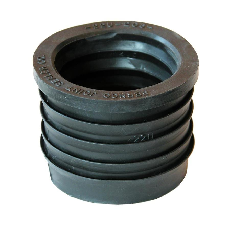 Shop fernco in dia flexible pvc donut fittings