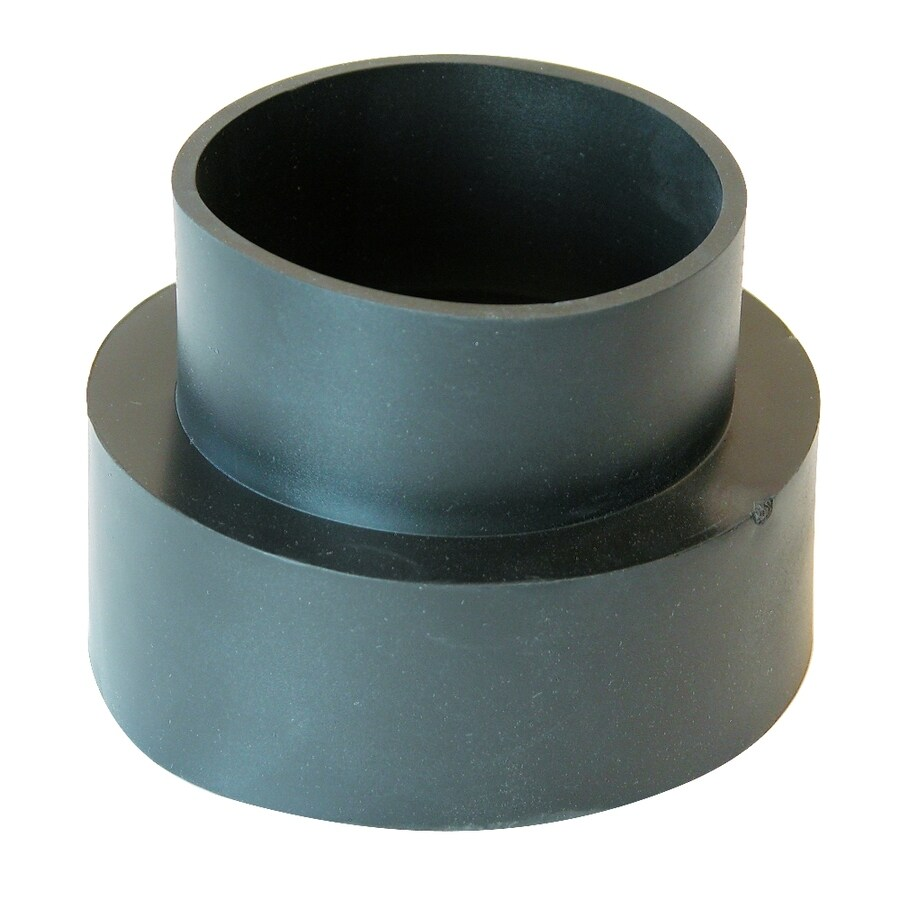 Fernco 3-in dia Flexible PVC Coupling Fittings