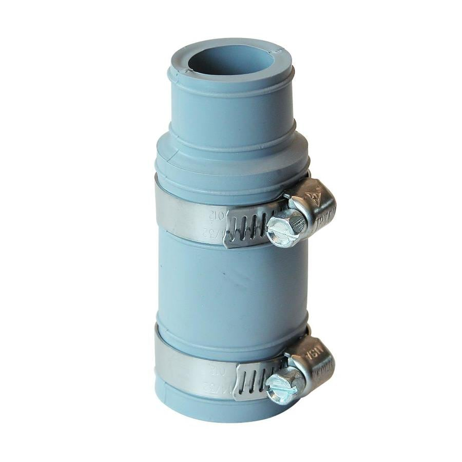 Shop Fernco 1 2 In X 60 In Dia Flexible Pvc Coupling