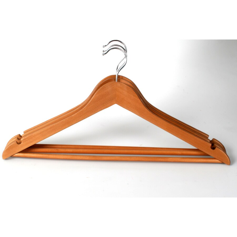 Style Selections 3-Piece Cedar Hangers