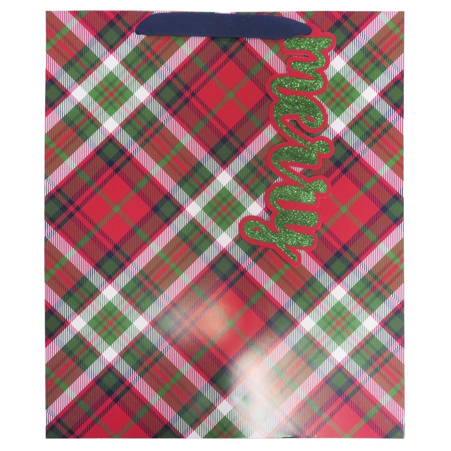 Creative Presence Christmas Paper Gift Bag