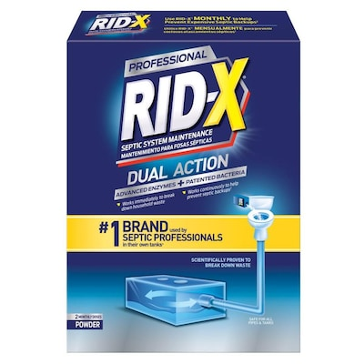 Rid-X 19-oz Septic Cleaner at Lowes com