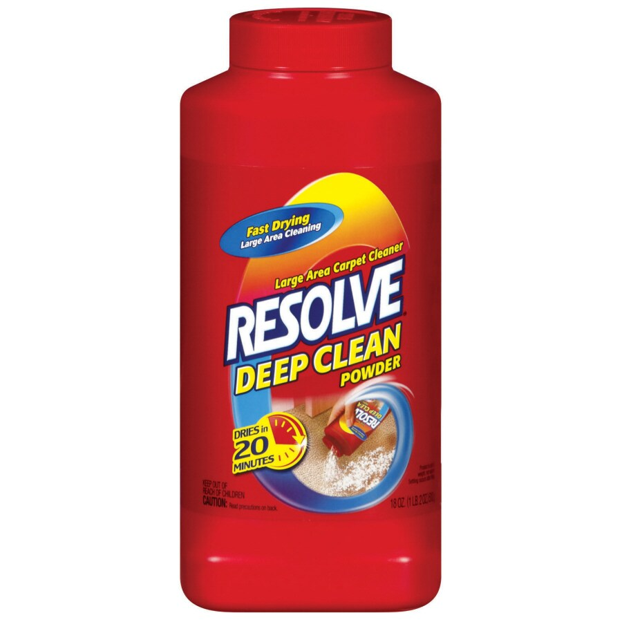 Resolve 18-oz Carpet Cleaning Solution