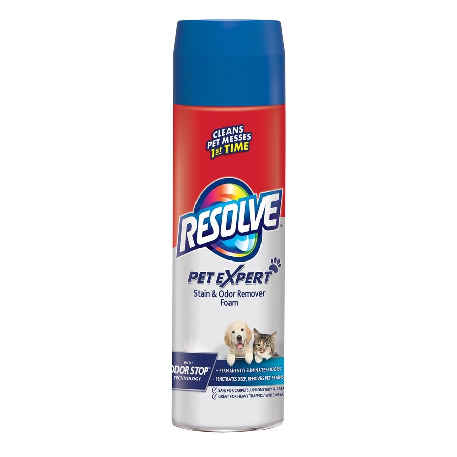 Shop Resolve 22 Oz Carpet Cleaning Solution At Lowes Com