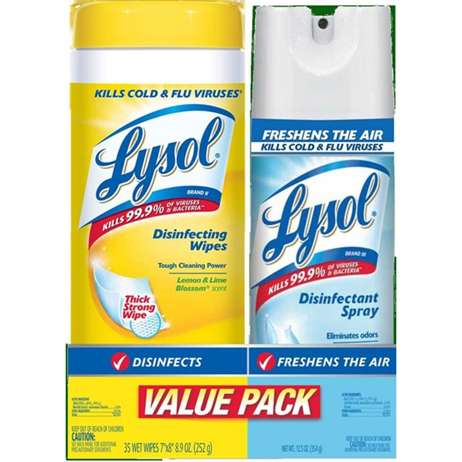 LYSOL Cotton Cloth