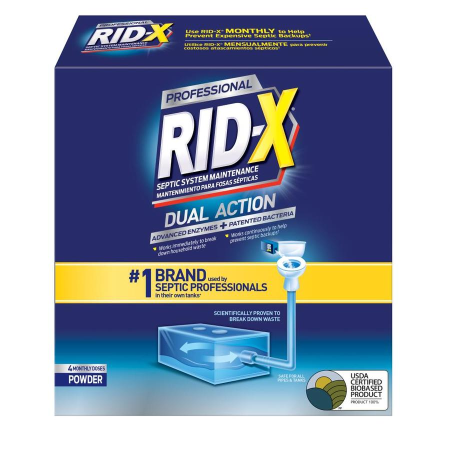 Rid-X 39.3-oz Septic Cleaner
