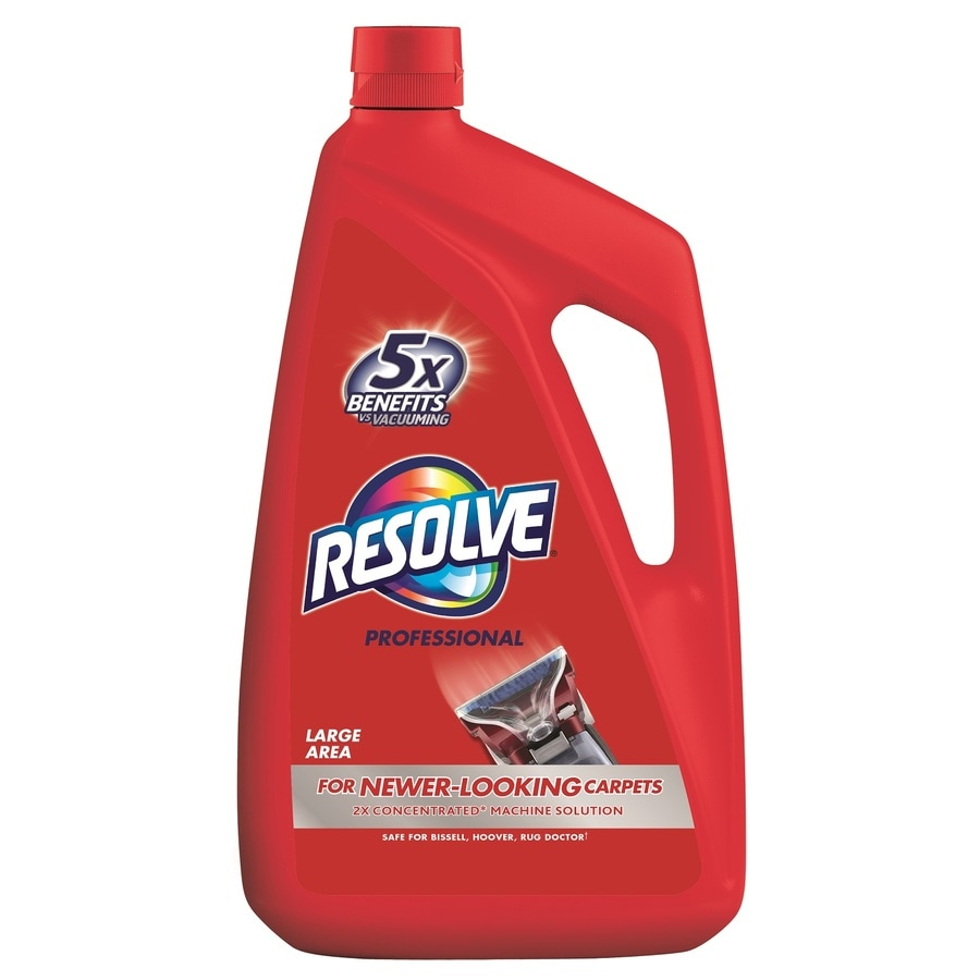 Resolve 96-oz Carpet Cleaning Solution