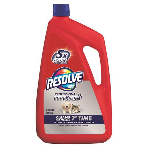 Resolve 96 Oz Carpet Cleaning Solution At Lowes Com