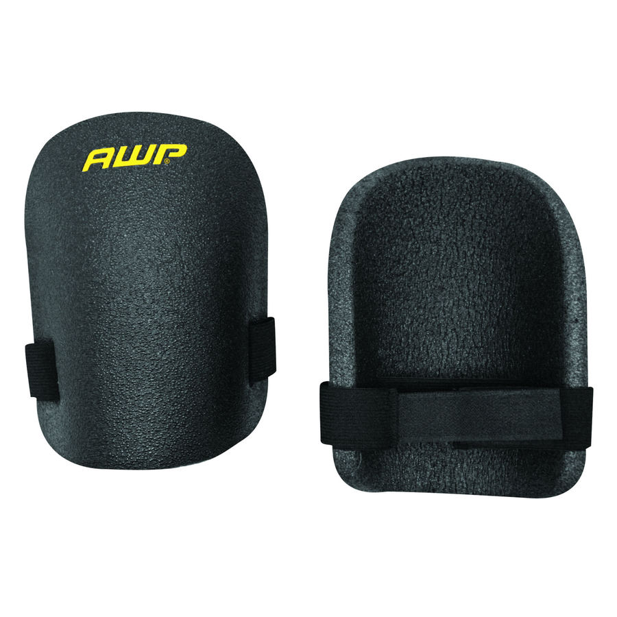 AWP Non-Marring Foam-Cap Knee Pads