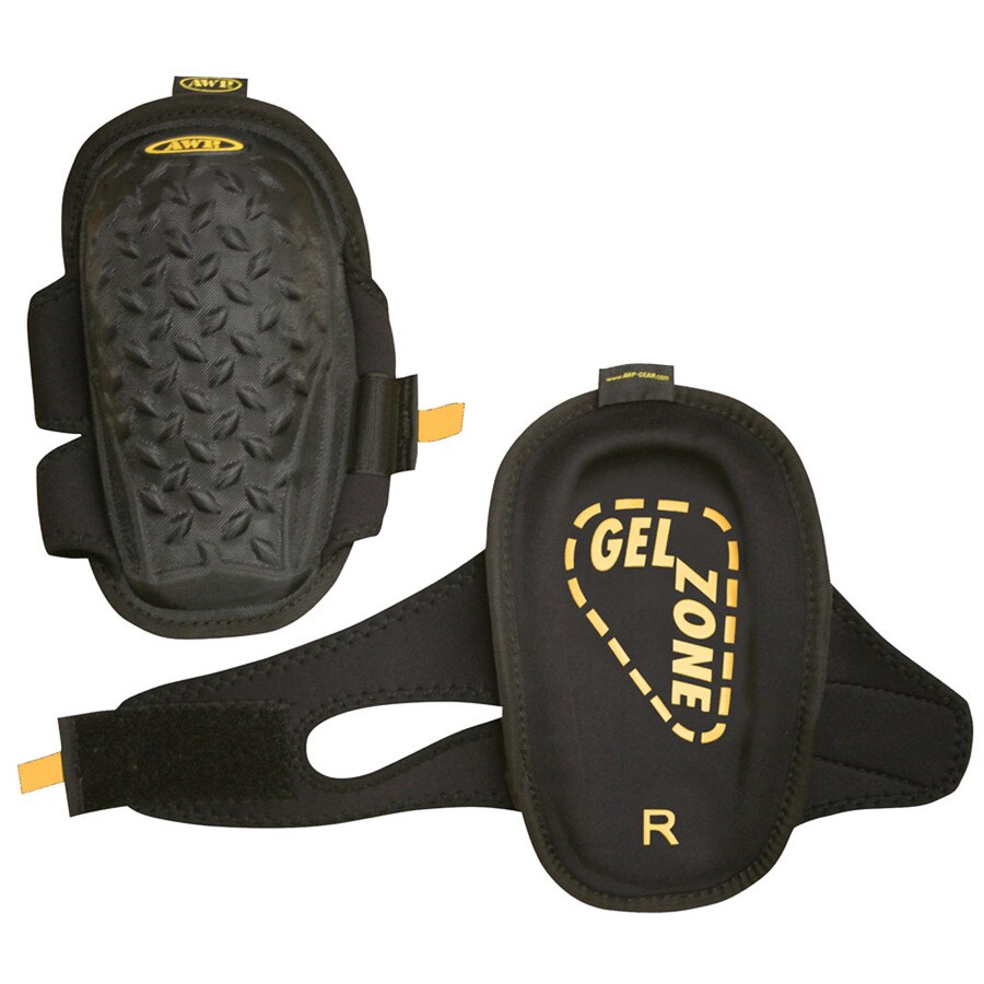 AWP HP Non-Marring Polyester-Cap Knee Pads