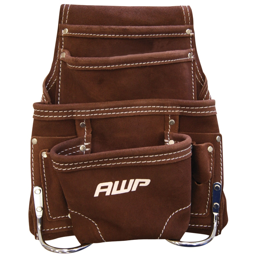 awp 146 cu in leather tool pouch