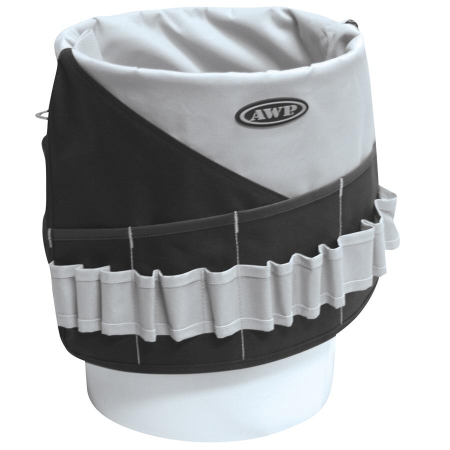 AWP 36-Pocket Bucket Tool Organizer