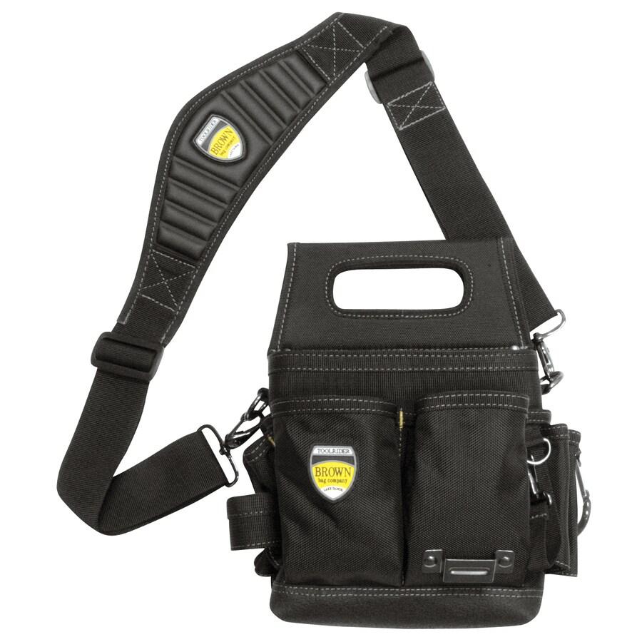 Brown Bag Company 146 cu in Ballistic Nylon Tool Pouch